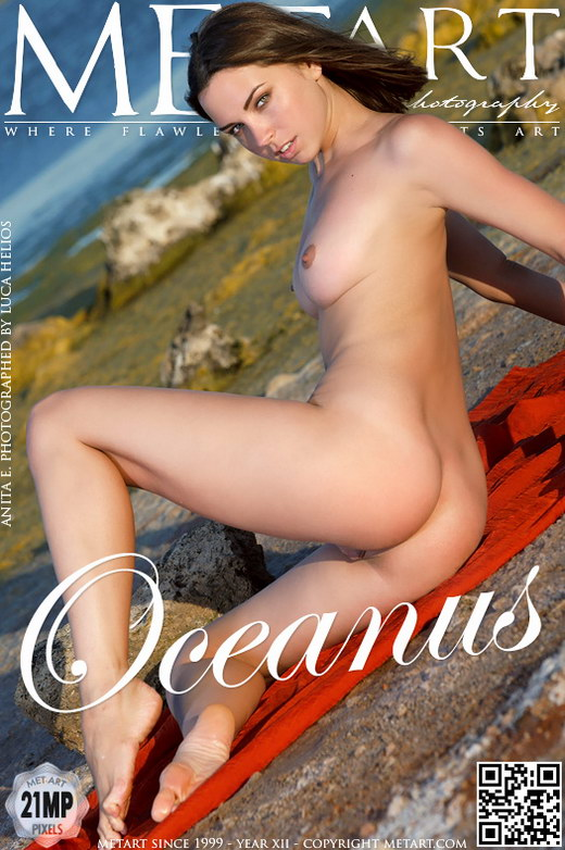 Anita E - `Oceanus` - by Luca Helios for METART