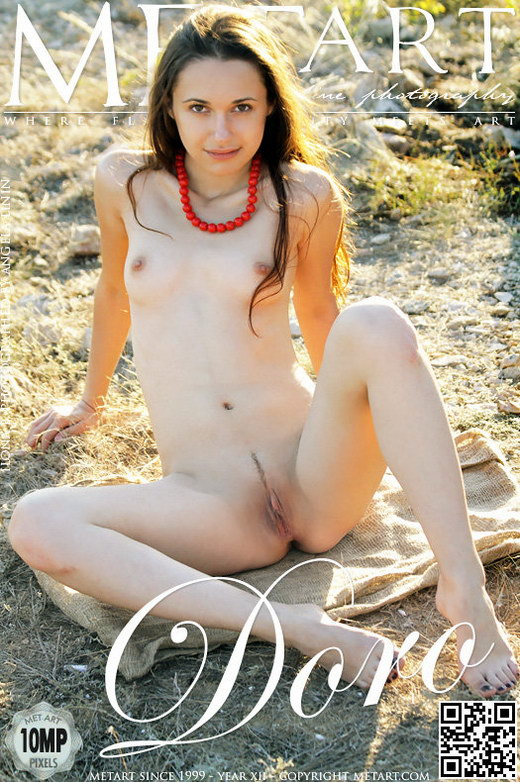Ilona B in Doro gallery from METART by Angela Linin