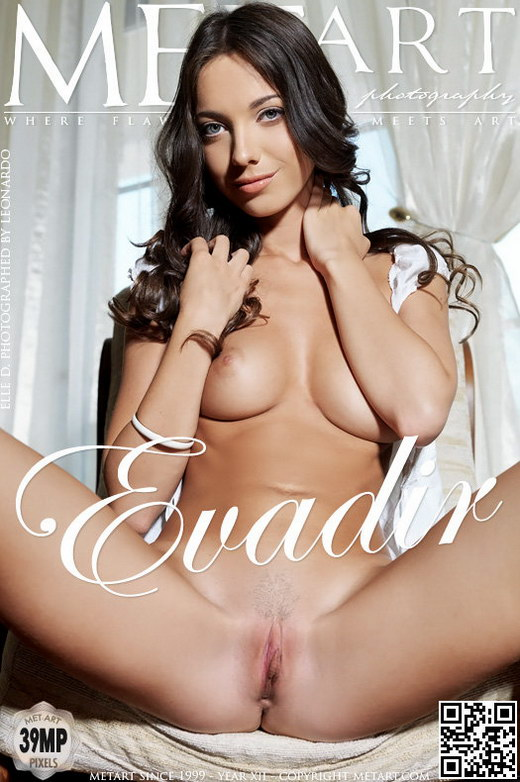 Elle D - `Evadir` - by Leonardo for METART