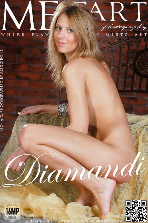 Leona D - `Diamandi` - by Alex Sironi for METART