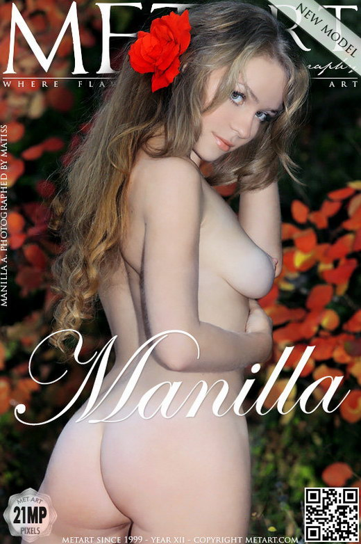 Manilla A - `Presenting Manilla` - by Matiss for METART