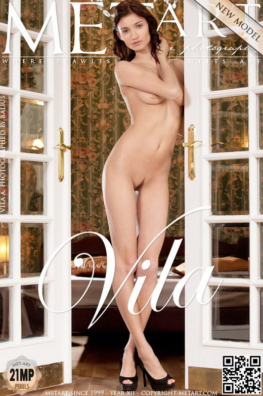 Vila A - `Presenting Vila` - by Balius for METART