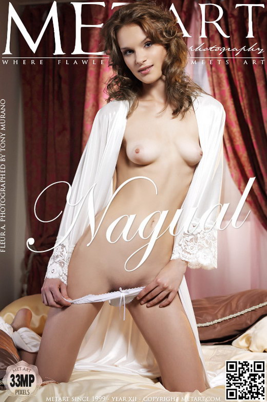 Fleur A - `Nagual` - by Tony Murano for METART