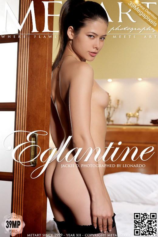 Jackie D - `Eglantine` - by Leonardo for METART