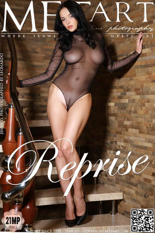 Jenya D - `Reprise` - by Leonardo for METART