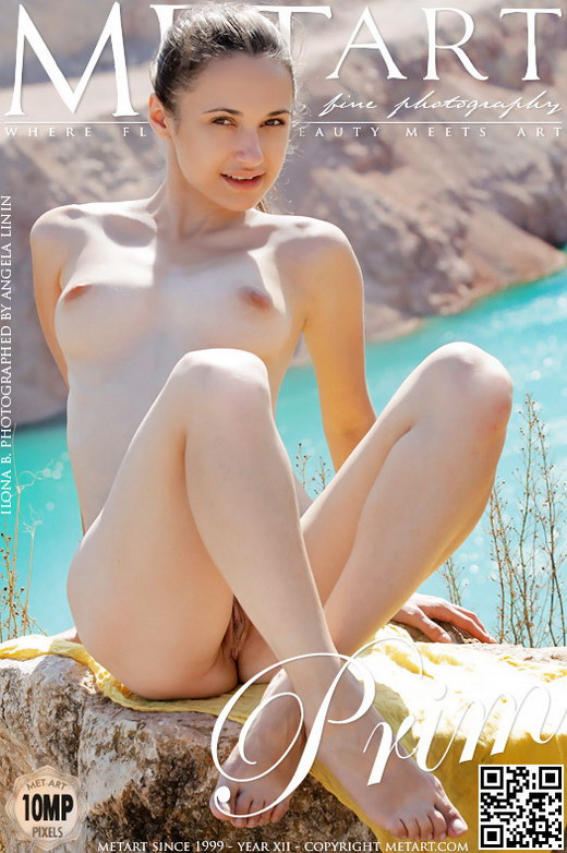 Ilona B - `Prim` - by Angela Linin for METART