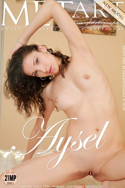 Aysel A - `Presenting Aysel` - by Erik Latika for METART