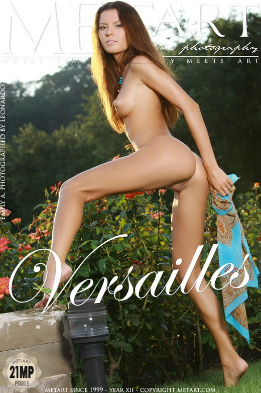 Emily A - `Versailles` - by Leonardo for METART