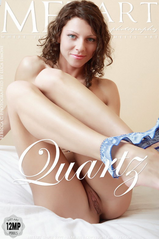 Rebecca C - `Quartz` - by Luca Simoni for METART