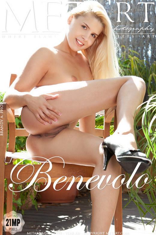 Brandy A - `Benevolo` - by Koenart for METART