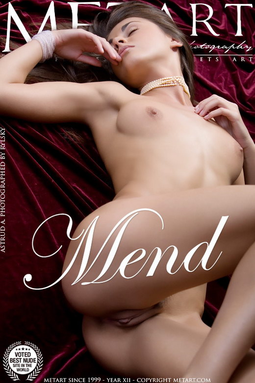 Astrud A - `Mend` - by Rylsky for METART