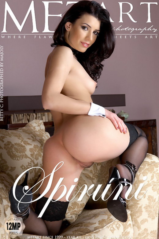 Betty C - `Spiruni` - by Majoly for METART