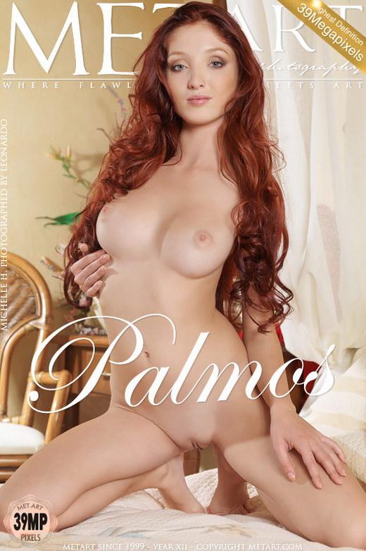 Michelle H - `Palmos` - by Leonardo for METART