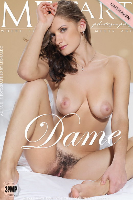 Alina H - `Dame` - by Leonardo for METART