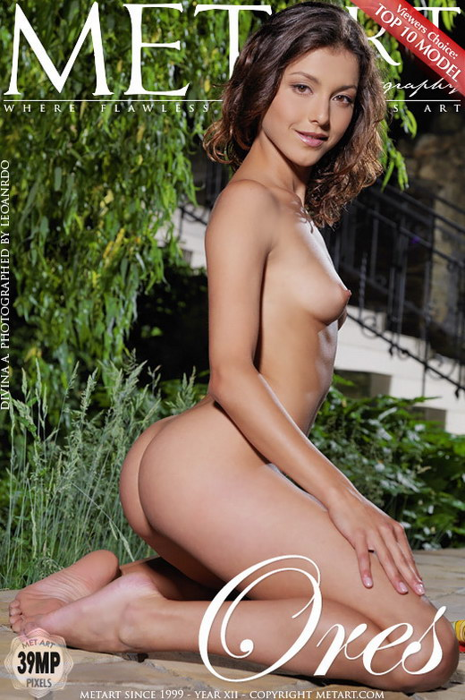 Divina A - `Ores` - by Leonardo for METART