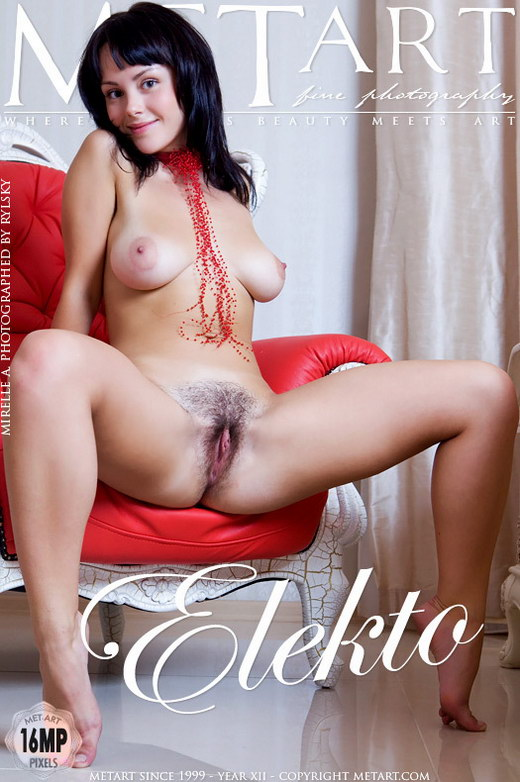 Mirelle A - `Elekto` - by Rylsky for METART