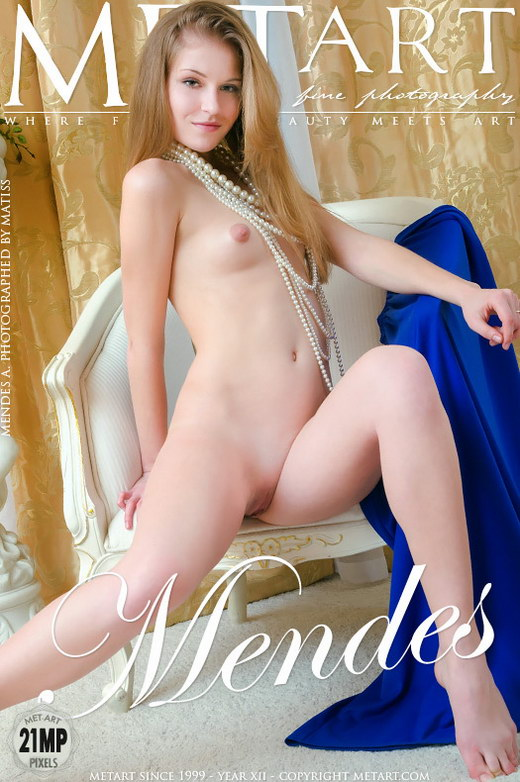 Mendes A - `Presenting Mendes` - by Matiss for METART