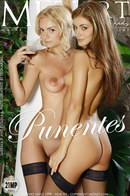 Evilina A & Sabrina D in Punentes gallery from METART by Leonardo