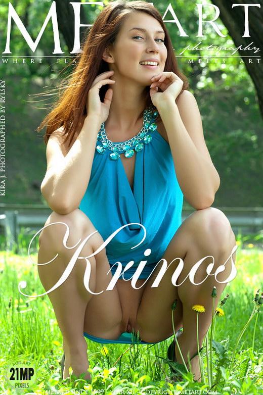 Kira J - `Krinos` - by Rylsky for METART