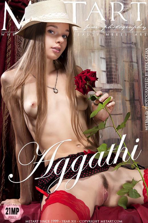 Milena D - `Aggathi` - by Erik Latika for METART