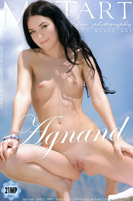 Olivia F - `Agnand` - by Matiss for METART