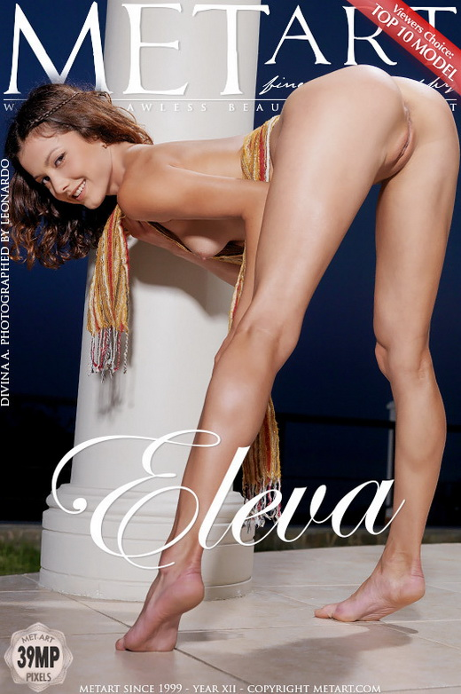 Divina A - `Eleva` - by Leonardo for METART