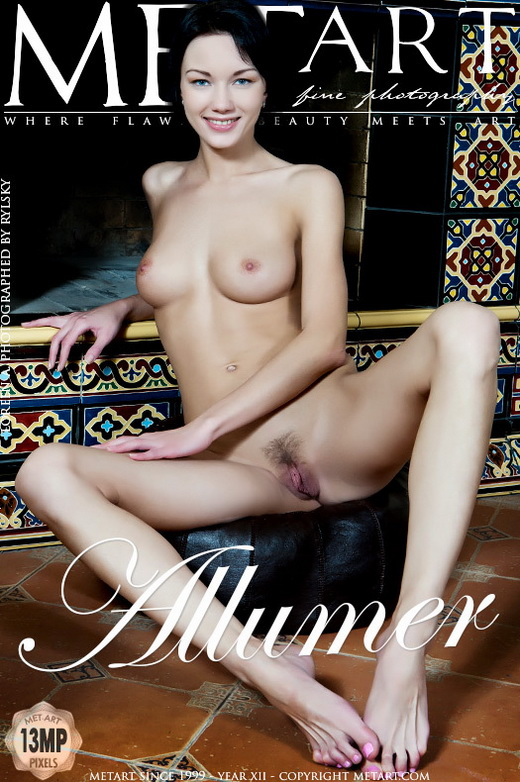 Loreen A - `Allumer` - by Rylsky for METART