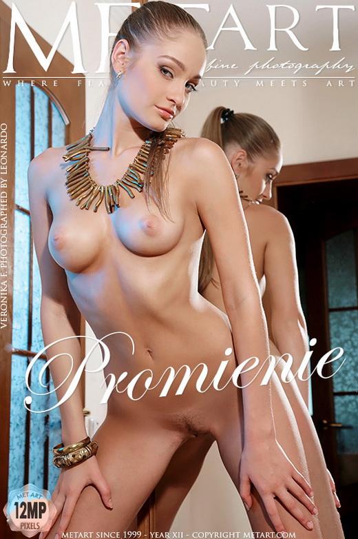 Veronika F - `Promienie` - by Leonardo for METART