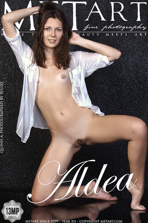 Quinn A - `Aldea` - by Rylsky for METART