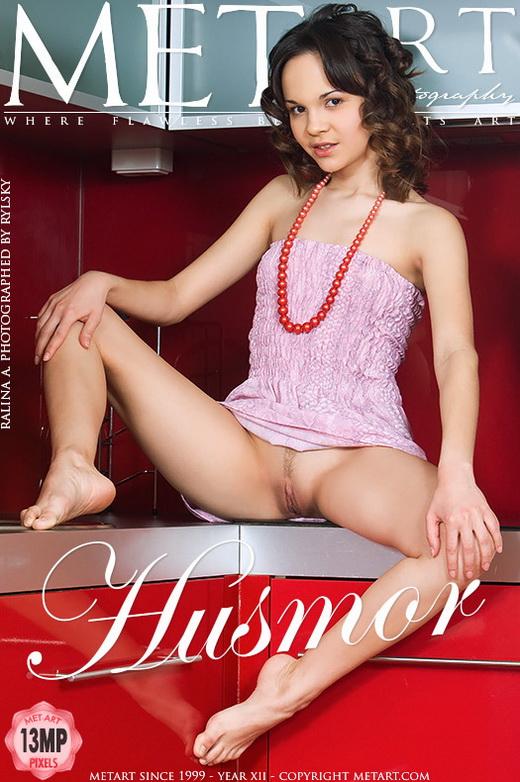 Ralina A - `Husmor` - by Rylsky for METART