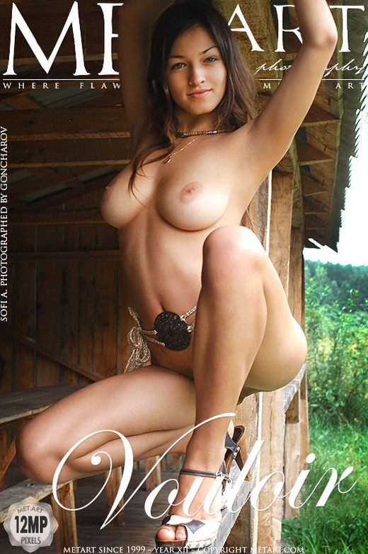Sofi A - `Voudoir` - by Goncharov for METART