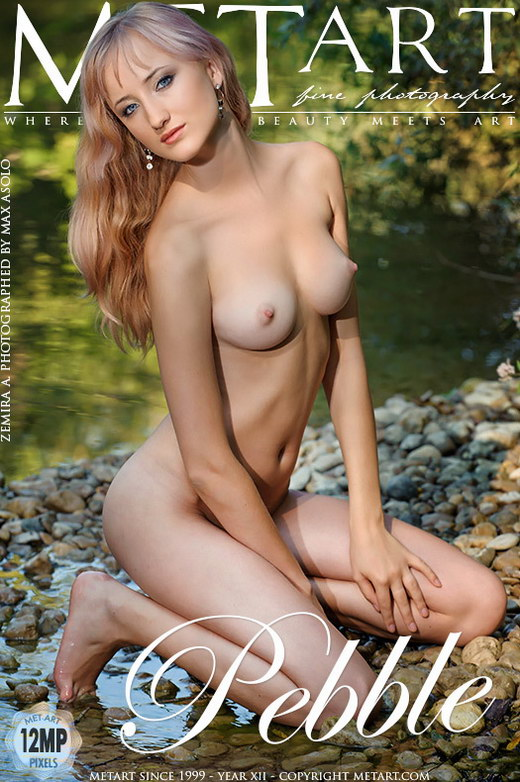 Zemira A - `Pebble` - by Max Asolo for METART