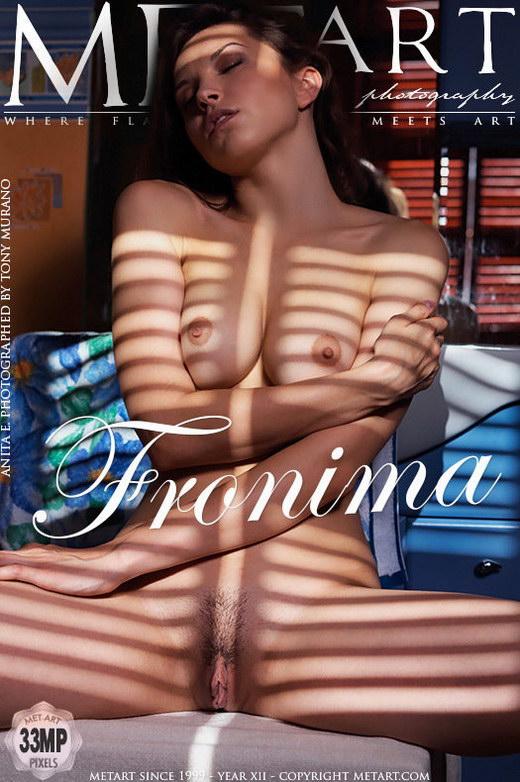Anita E - `Fronima` - by Tony Murano for METART