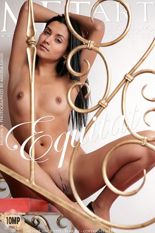 Belinda A - `Equitat` - by Angela Linin for METART