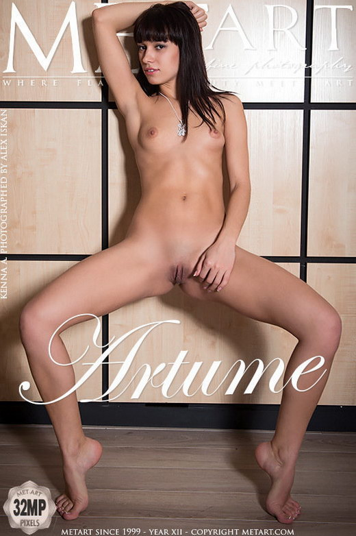 Kenna A - `Artume` - by Alex Iskan for METART