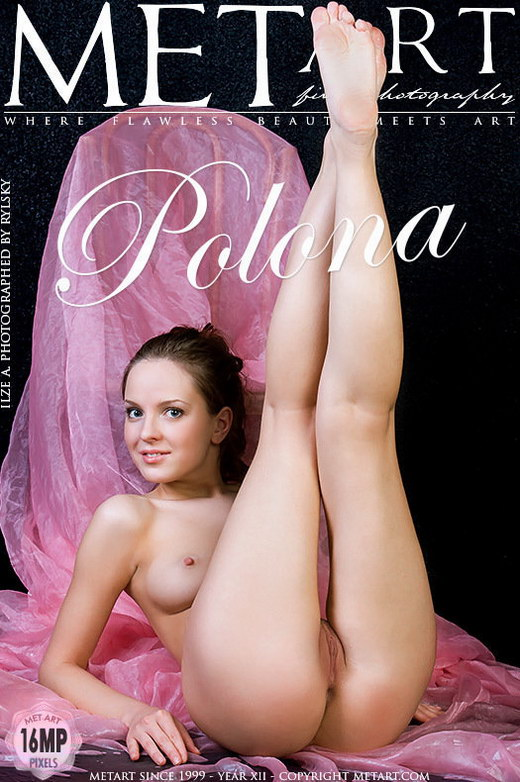 Ilze A - `Polona` - by Rylsky for METART