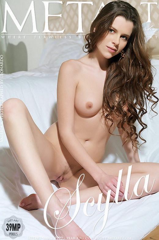 Valeria A - `Seylla` - by Leonardo for METART