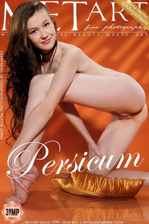 Emily Bloom - `Persicum` - by Leonardo for METART