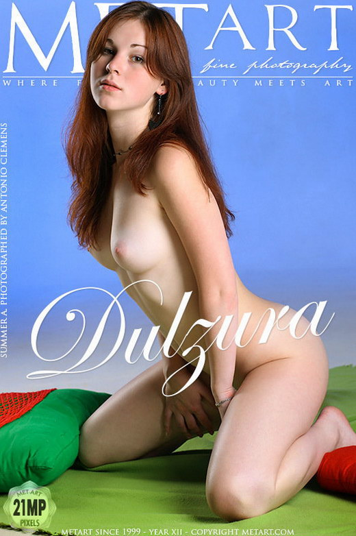 Summer A - `Dulzura` - by Antonio Clemens for METART