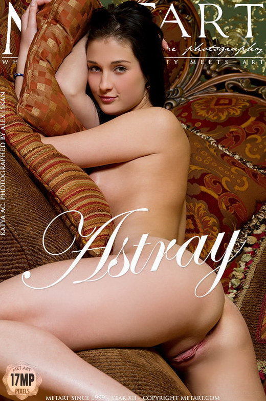Katya AC - `Astray` - by Alex Iskan for METART