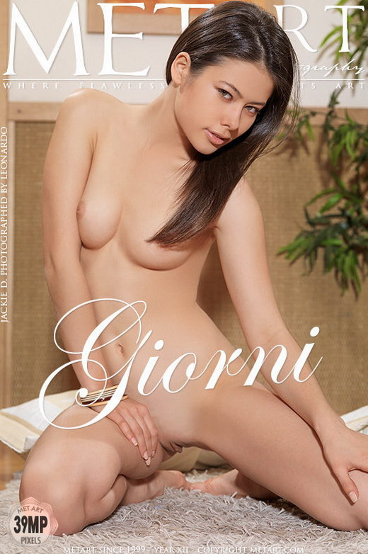Jackie D - `Giorni` - by Leonardo for METART