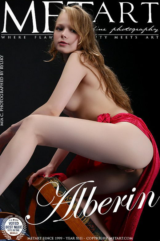 Mia C - `Alberin` - by Rylsky for METART
