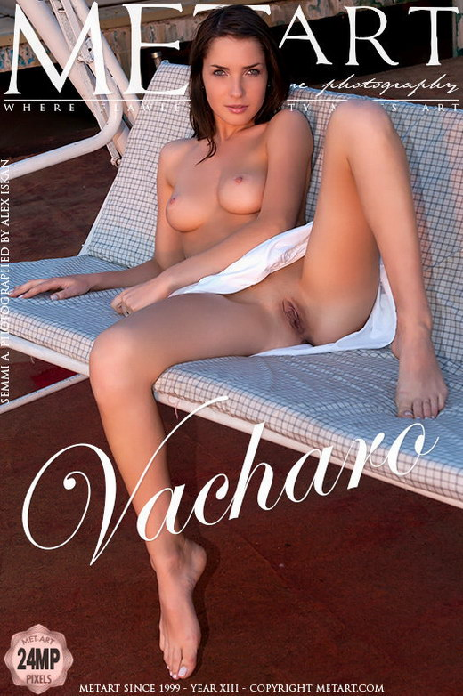 Semmi A - `Vacharo` - by Alex Iskan for METART