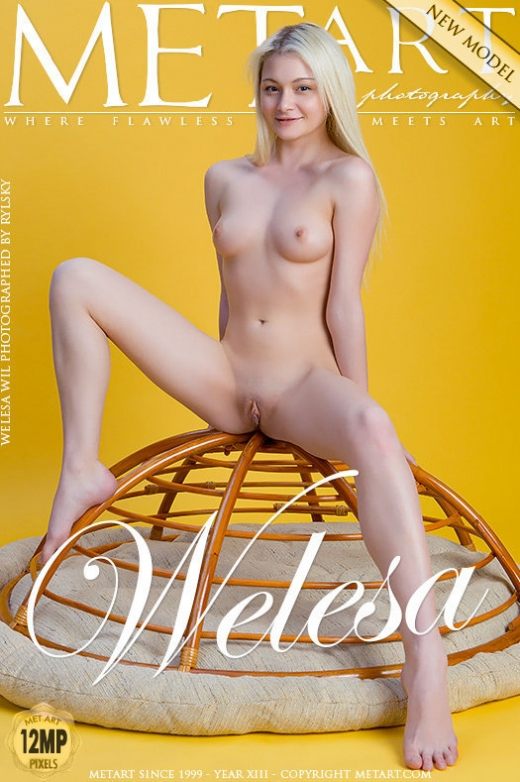 Presenting Welesa Wil gallery from METART by Rylsky