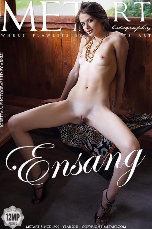 Loretta A - `Ensang` - by Arkisi for METART