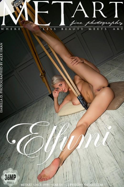 Isabella D in Elfumi gallery from METART by Alex Iskan