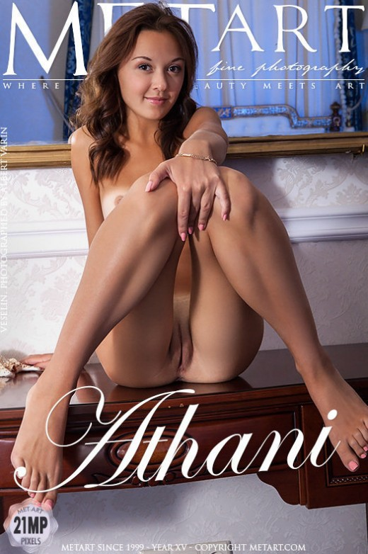 Veselin in Athani gallery from METART by Albert Varin