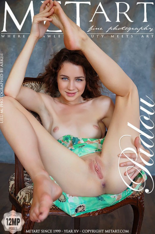 Lilu M in Padou gallery from METART by Arkisi