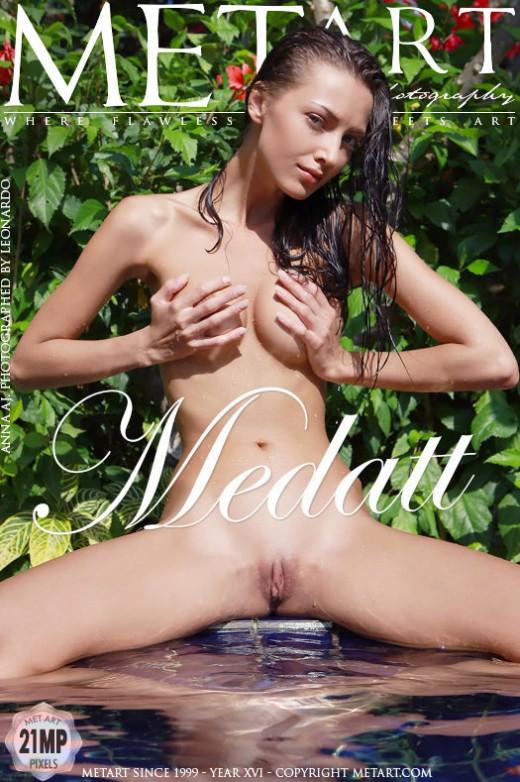 Anna AJ - `Medatt` - by Leonardo for METART