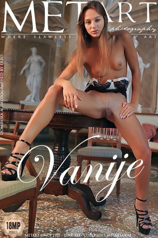 Dominika A in Vanije gallery from METART by Erro